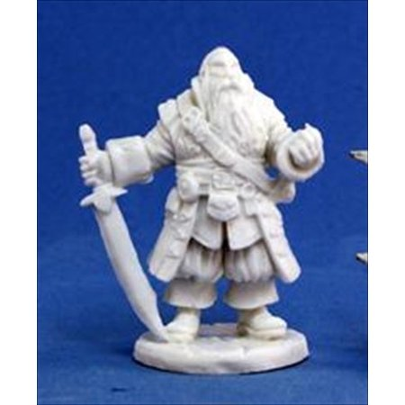 Barnabus Frost, Pirate Captain (1) Miniature - image 1 de 1