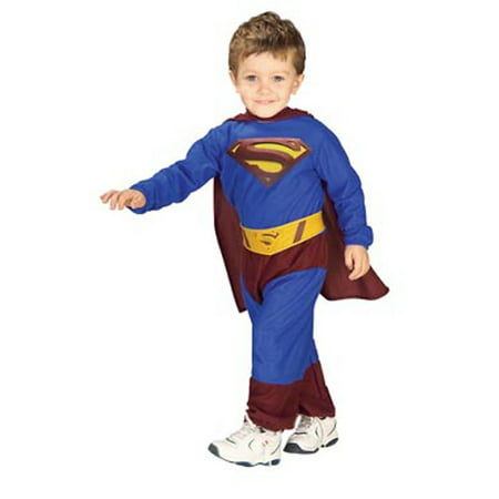 Toddler Superman Returns Costume Rubies 885211