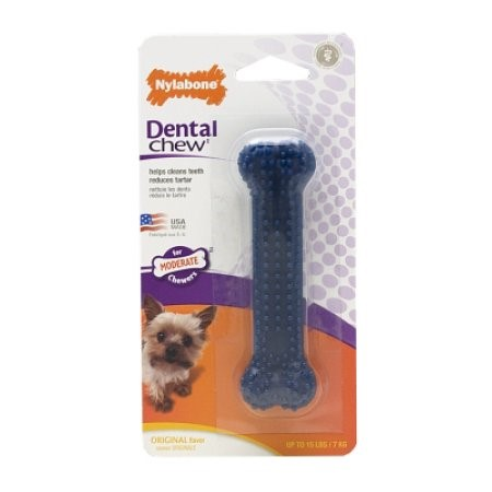 Nylabone Dental Chew Bone Petite 1 Bone