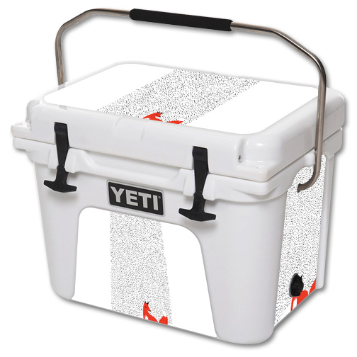 MightySkins Skin For YETI 20 qt Cooler | Protective, Durable, and Unique Vinyl Decal wrap cover | Easy To Apply, Remove, and Change Styles | Made in the USA