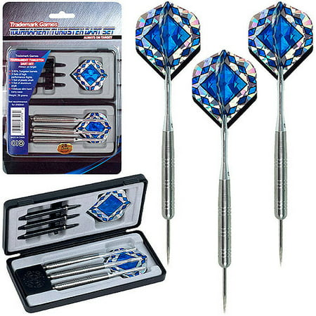 Trademark Games Professional Style Tungsten Dart Set