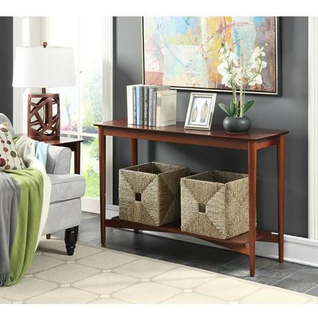 Convenience Concepts Savannah Console Table