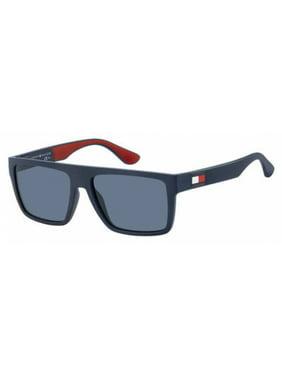 Tommy Hilfiger TH Th1605 Sunglasses 0IPQ Matte Bl Blue
