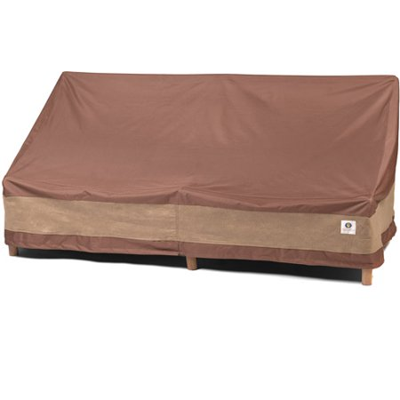 Duck Covers Ultimate 70 Patio Loveseat Cover