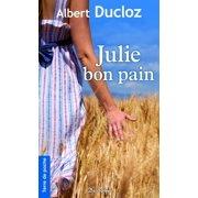 Julie bon pain - eBook