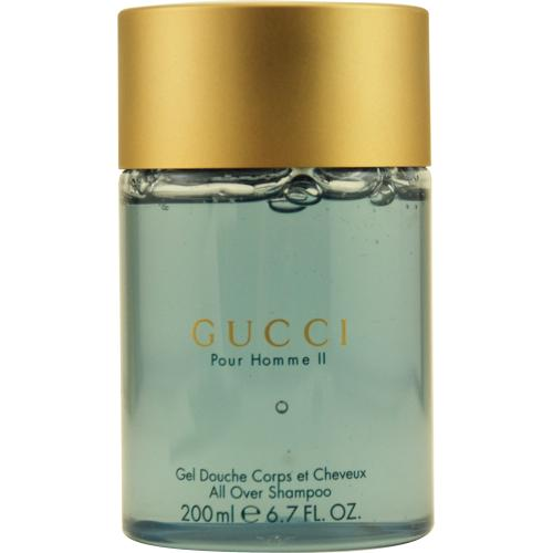 Gucci Pour Homme All Over Shampoo, 6.8 Oz