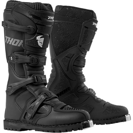 Thor Blitz XP Solid ATV Sole Mens MX Offroad Boots (Youth Mx Boots)