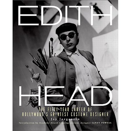Matthews Hollywood Head (Edith Head : The Fifty-Year Career of Hollywood's Greatest Costume)