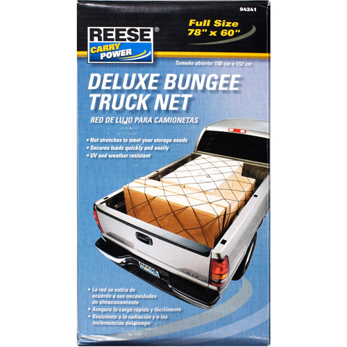 Reese Carry Power Bungee Truck Net
