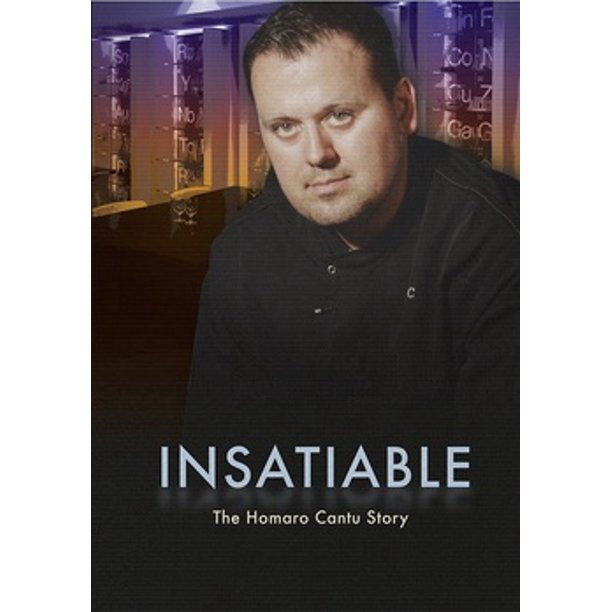 Insatiable: The Homaro Cantu Story (DVD)