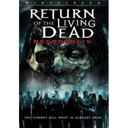 Return of the Living Dead: Necropolis (DVD) - The Return Of Halloweentown