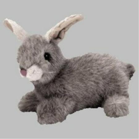 TY Classic Plush BUTTONS the Bunny Beanie Buddy Rabbit 10