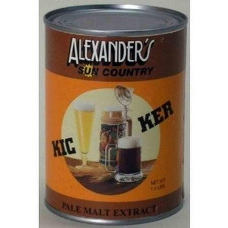 Alexanders Pale Malt Kickers Single Can (1 lb.)