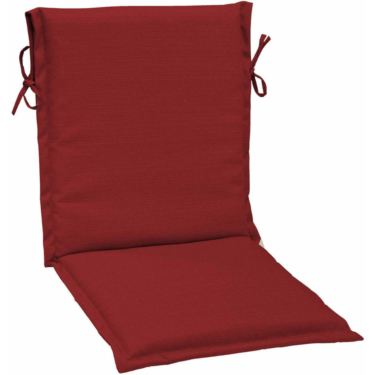 Exceptional Better Homes And Gardens Outdoor Patio Sling Chair Cushion, Red
