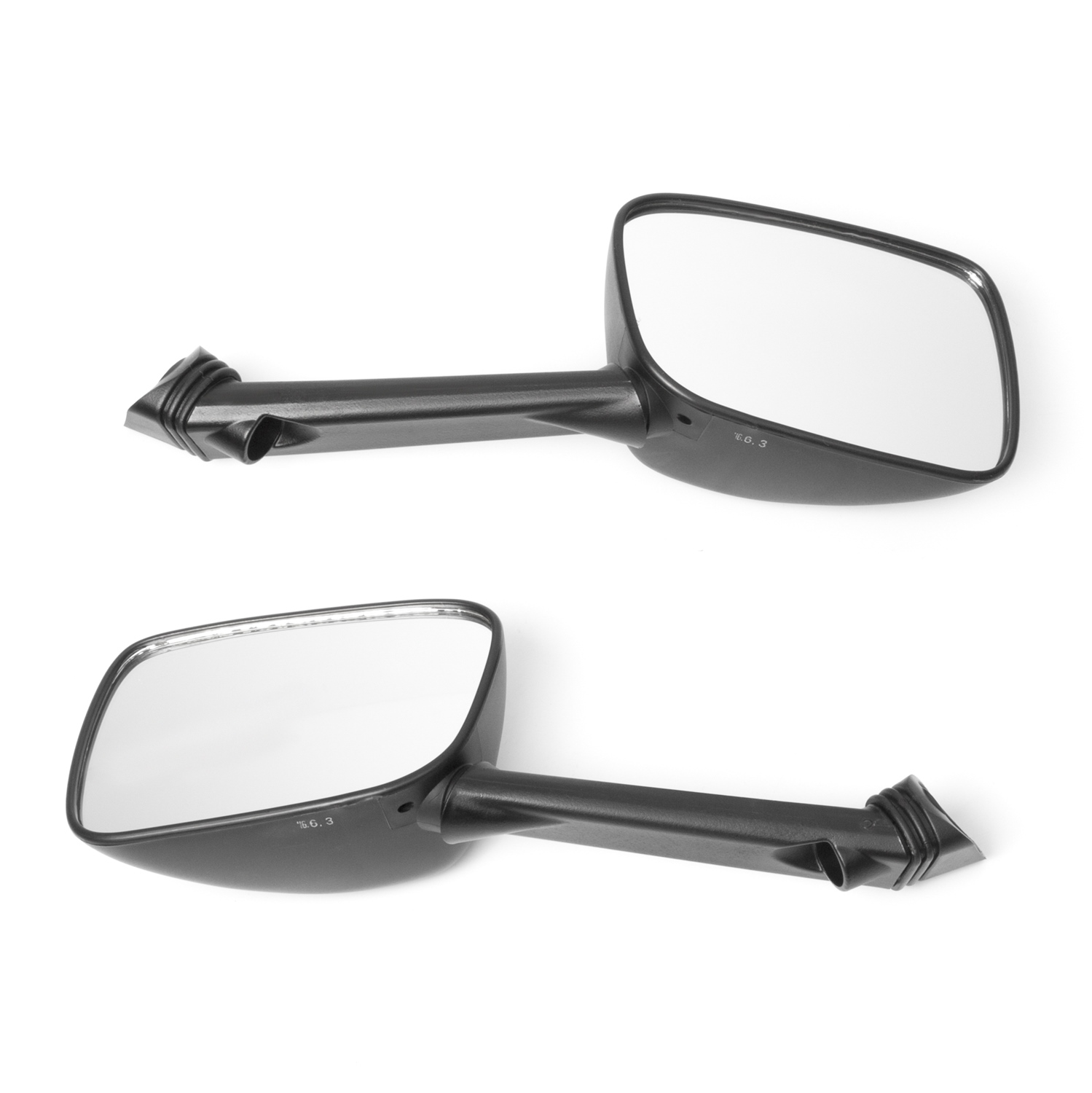 Equal Quality RD02818 Skull Cap Cover-Side Rear-View Mirror