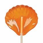 Seashell Shaped Lollipop: 24 Count
