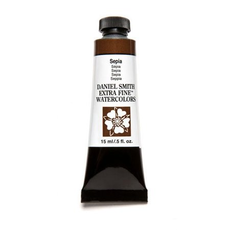 DANIEL SMITH / JJC LLC 284600103 DANIEL SMITH XF WATERCOLOR 15ML SEPIA