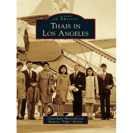 Thais in Los Angeles - eBook