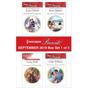 Harlequin Presents - September 2019 - Box Set 1 of 2 - eBook
