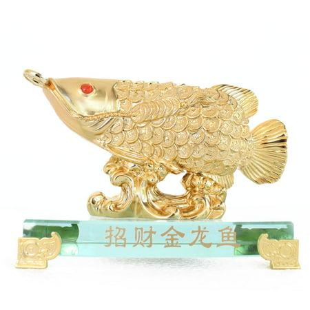 Golden Arowana Fish - image 1 de 1