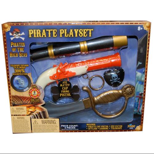 Pirates Of The High Seas Accessory Playset