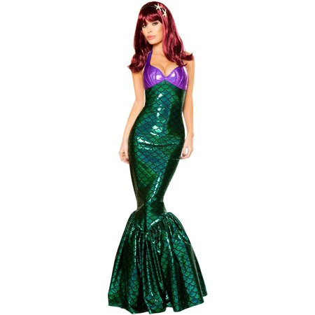 Adult Mermaid Temptress Costume - Mermaid Costume For Women