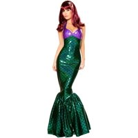 Adult Mermaid Temptress Costume