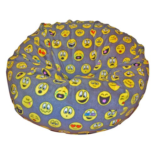 Ahh! Products Emojis Bean Bag Chair