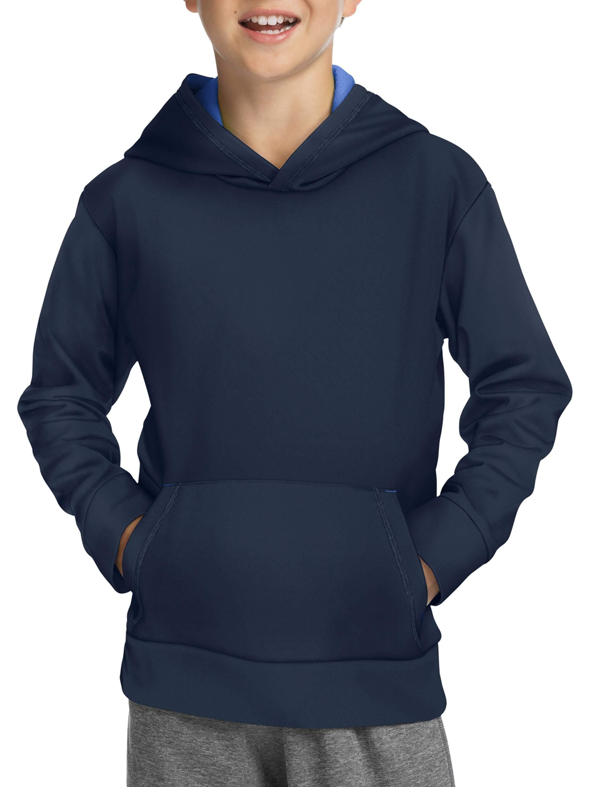 Boys' Tech Fleece Raglan Hoodie