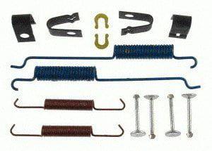 Rear Carlson 17364 Drum Brake Hardware Kit