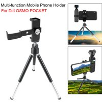 Multifunction Tripod Mount Stand Phone Holder For 2019 hotsales DJI Osmo Pocket Handheld Cam