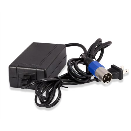 (24V 2A Rascal We Go 250 Three Stage Wheelchair Battery Charger)