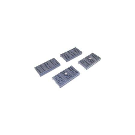 C2500 Leaf Spring (Eckler's Premier  Products 33185369 Camaro Mono Leaf Spring Mounting Pads 69 )