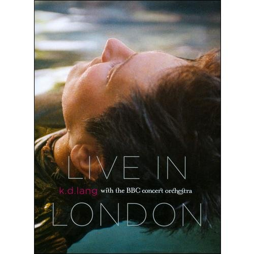 k.d. lang: Live In London With The BBC Concert Orchestra (Blu-ray) (Widescreen)