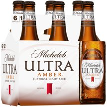 Michelob Ultra® Light Beer, 12 Pack 12 fl  oz  Bottles