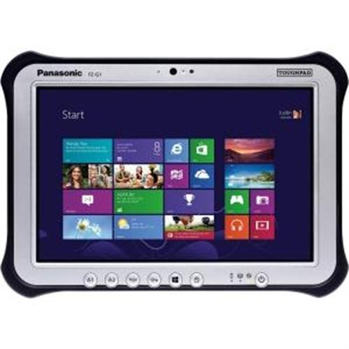 """Panasonic Toughpad FZ-G1AABNFLM Tablet PC - 10.1"""" - In-plane Switching (IPS) Technology - 4G - Intel Core i5"""