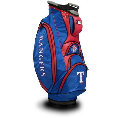 Team Golf MLB Texas Rangers Victory Golf Cart Bag