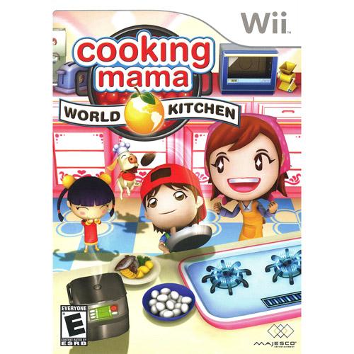 Cooking Mama: World Kitchen (Wii)