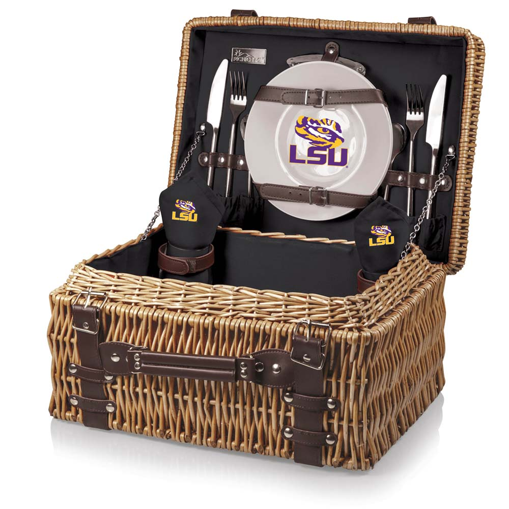 LSU Champion Basket (Black)