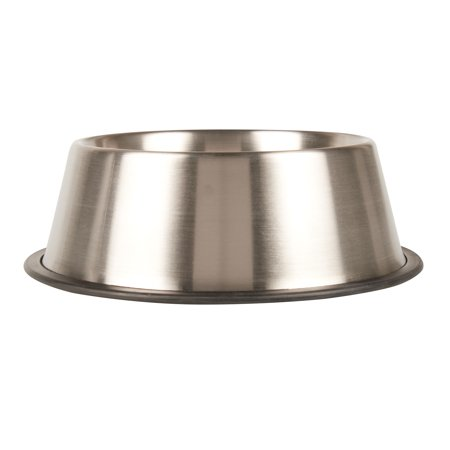 Alessi Dog Bowl (Vibrant Life Stainless Steel Dog Bowl, Jumbo )