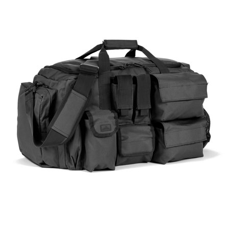 Red Rock Gear Operations Duffle Bag Black (Football Gear Bags)