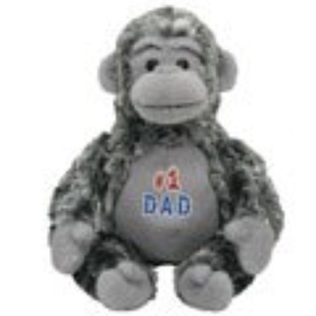 Ty Beanie Babies 2.0 Pops Father's Day Gorilla, Pops Father's Day gorilla is not only king of the mountain, but of the family too By Ty Beanie Babies 20 Pops Fathers Day Gorilla ()