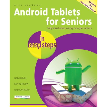 Android Tablets for Seniors in easy steps, 3rd Edition - - Cut It Halloween Edition Android
