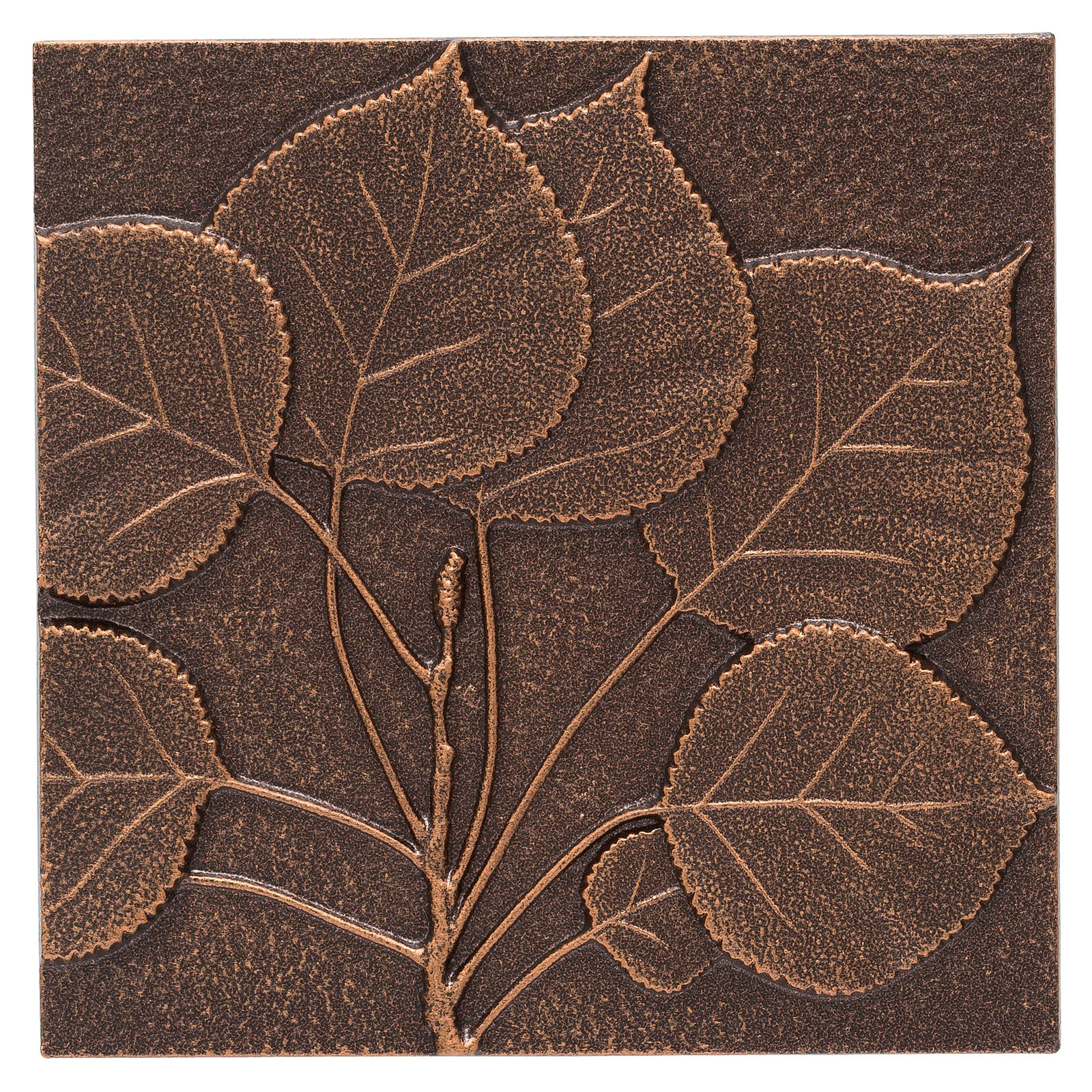 Aspen Leaf Wall Decor