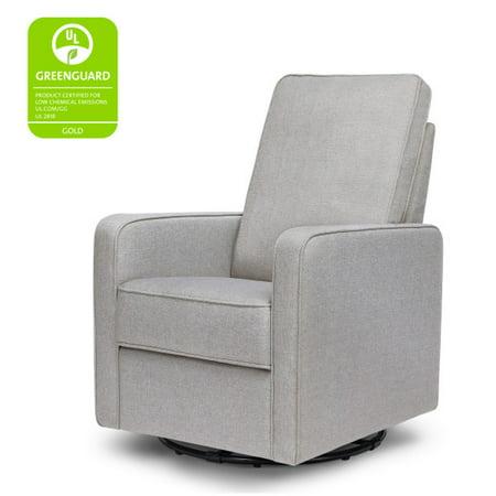 DaVinci Casey Glider Rocking Chair, Misty Gray