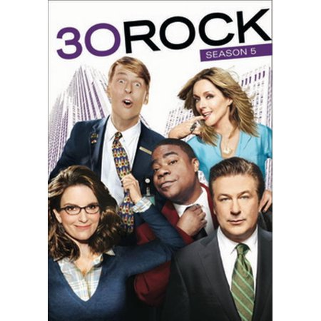 30 Rock: Season 5 (DVD) - Halloween Episodes 30 Rock