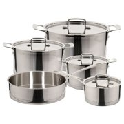 Magefesa Inoxia 9 Piece Stainless Steel Cookware Set
