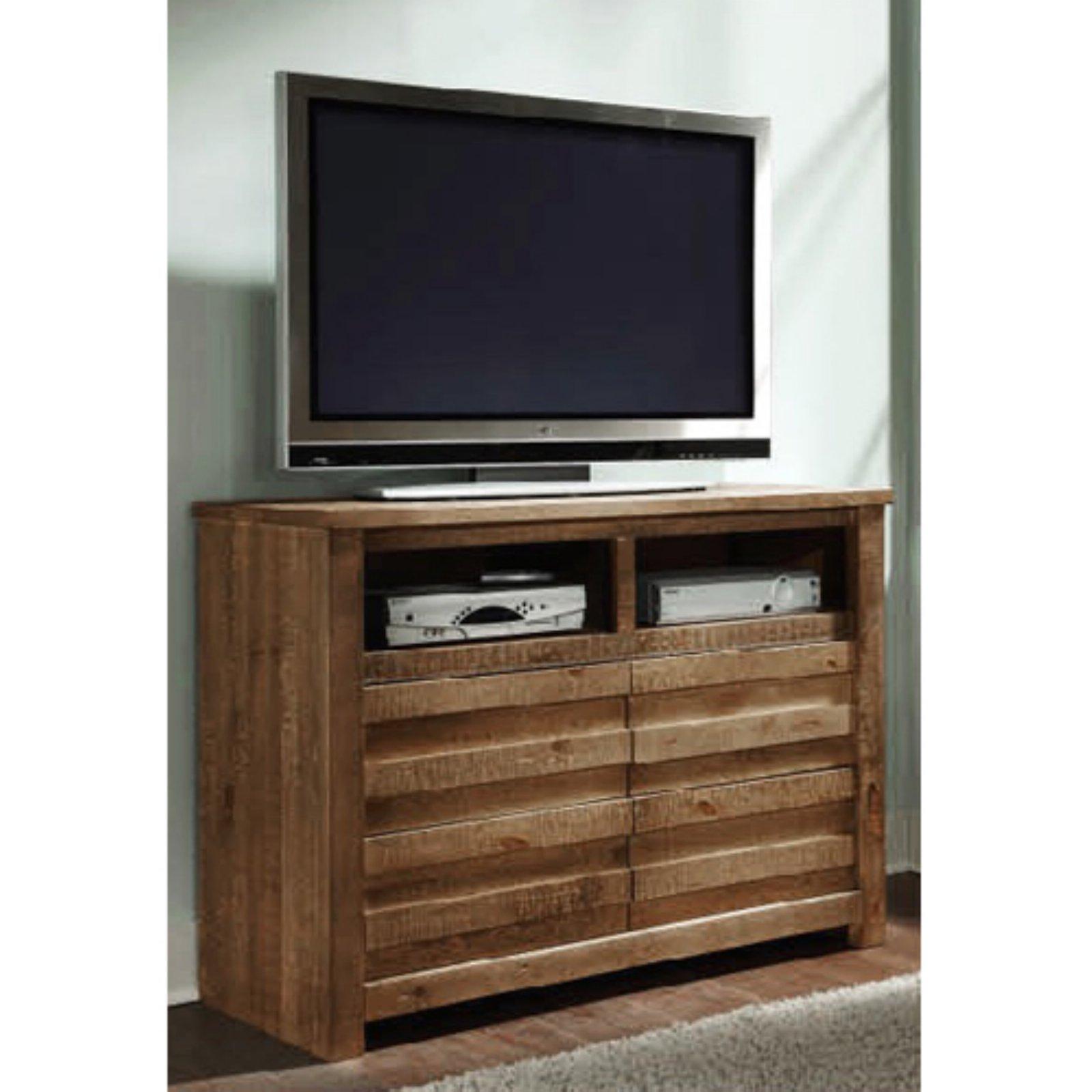 Progressive Furniture Melrose 4 Drawer Media Chest