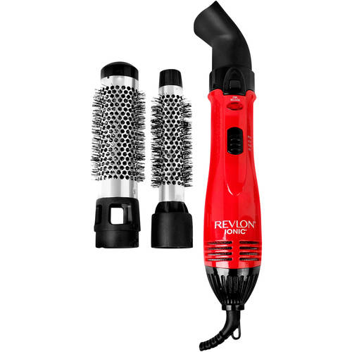 Revlon 1200W 1' & 1 1/2' Ionic Hot Air Brush