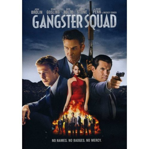 Gangster Squad (DVD   UltraViolet) (With INSTAWATCH) (Widescreen)